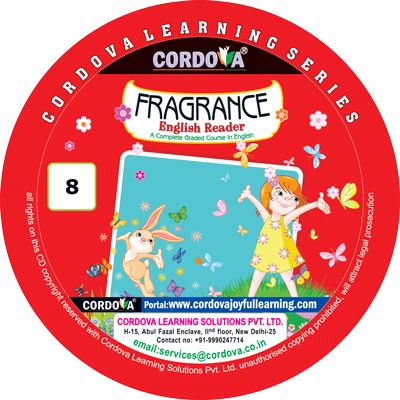Fragrance English Reader