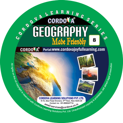 Geography Made Friendly- ICSE