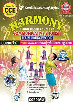 Harmony English Reader
