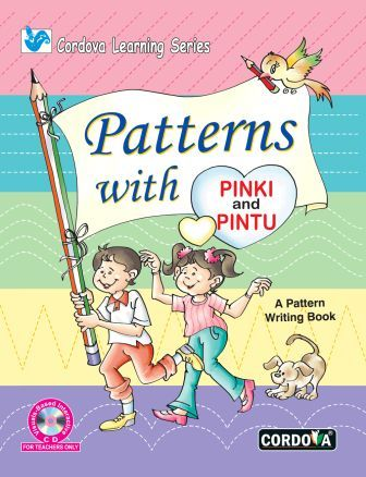 Patterns with pinky pintu