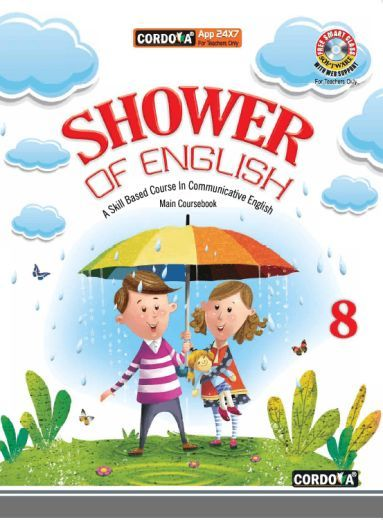 Shower of English