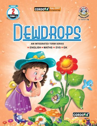 Dewdrops Term Book-2
