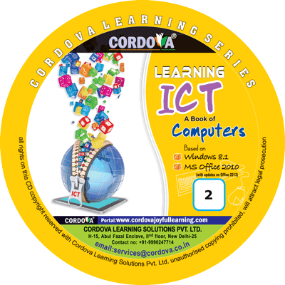 Learning ICT A Book of Computers