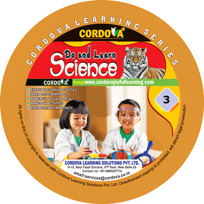 Do & Learn Science-ICSE